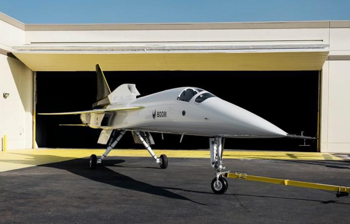 FAA, ticari maksatlı sesten hızlı uçuş testlerinin ABD'de yapılmasına izin verdi