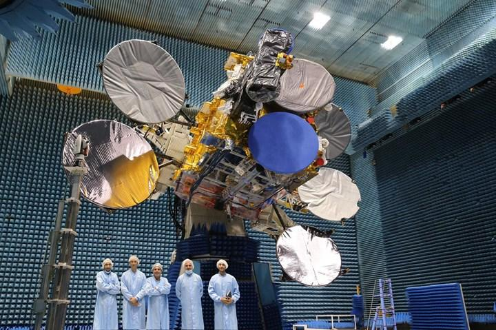 Türksat 5A haberleşme uydusu uzayda! İşte fırlatılış görüntüleri