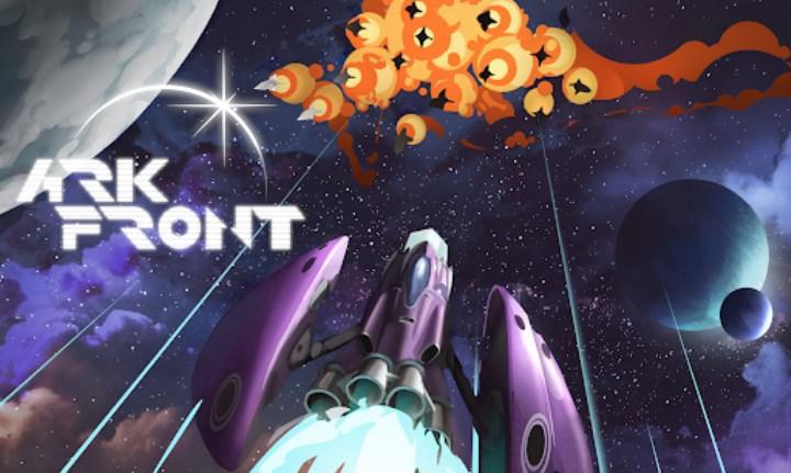 Arcade shooter oyunu Arkfront, bu ay iOS cihazlara geliyor