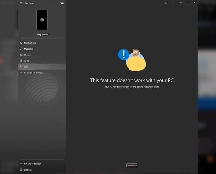 Samsung kullanıcıları artık Windows PC üzerinden çağrı gerçekleştirebilecek