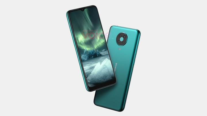Nokia 6.2'nin halefi geliyor: İşte yüksek kaliteli görüntüleri