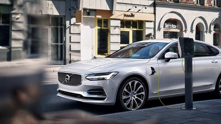 Volvo'nun ikinci elektrikli otomobili 2021'de üretime girecek