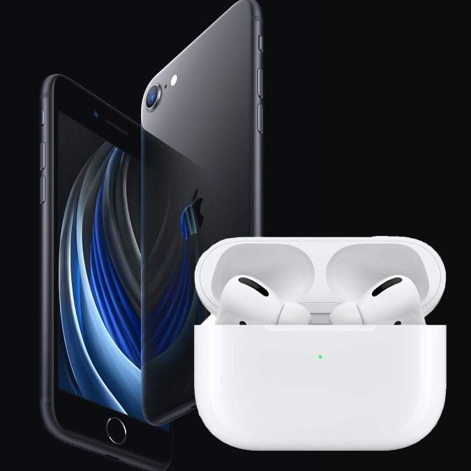 AirPods Pro 2 ve iPhone SE 3 nisanda tanıtılabilir