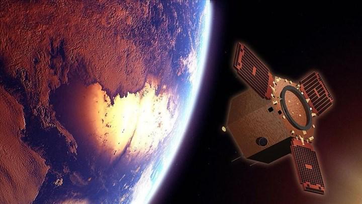 RASAT uydusu Dünya'yı 50 bin kez turladı