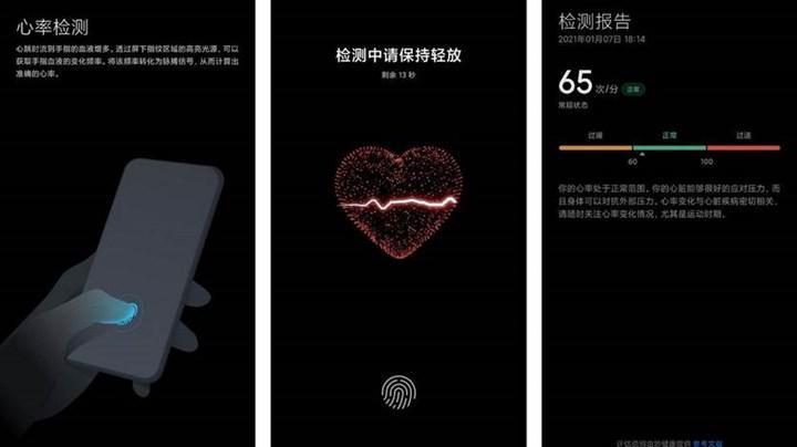 Xiaomi Mi 11, kalp atış hızını akıllı saat ve bilekliklerden daha doğru ölçüyor