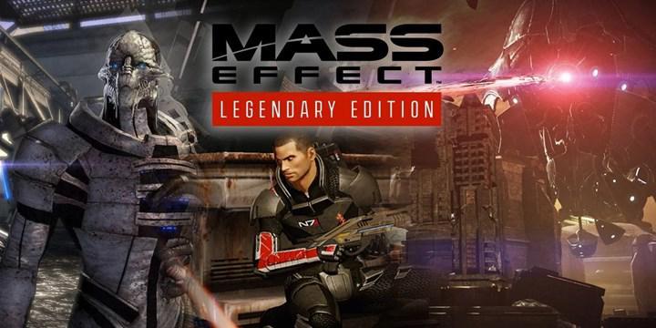 Mass Effect Legendary Edition'ın çıkış tarihi sızdırıldı