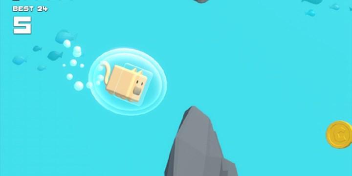 Sonsuz koşu oyunu Choppy Waters iOS ve Android için yayınlandı