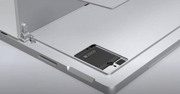 Surface Pro 7 Plus yükseltilebilir SSD ile geliyor