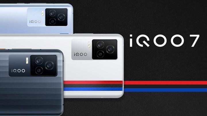 Xiaomi Mi 11'e sıkı rakip geldi: Snapdragon 888 işlemcili iQOO 7 tanıtıldı