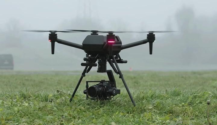 Sony, yeni ürünü Airpeak ile drone sektörüne ilk adımını atıyor