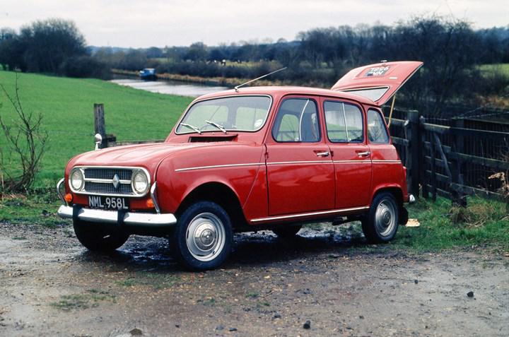 Renault'nun bazı eski modelleri elektrikli olarak geri dönebilir