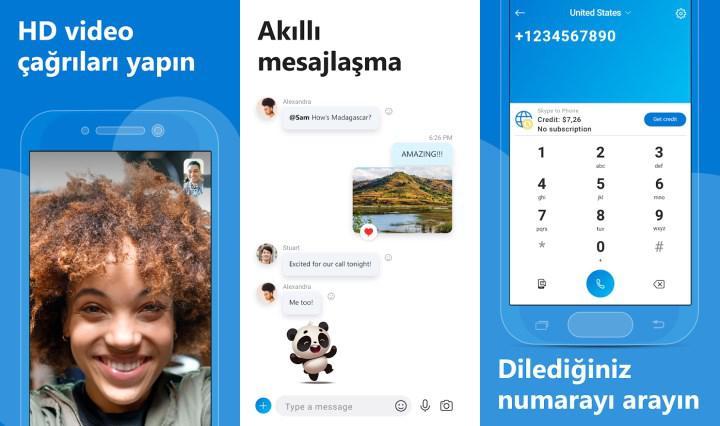 Microsoft, WhatsApp kullanıcılarına Skype'a geçmelerini tavsiye ediyor