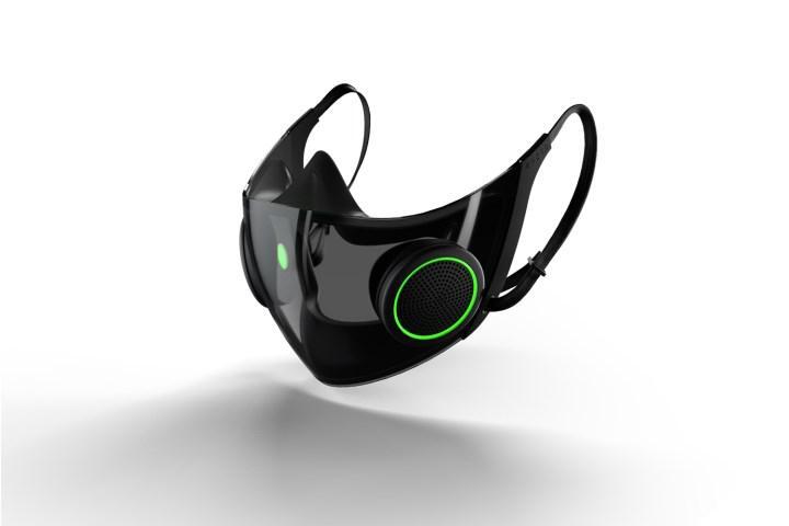 Razer'dan RGB aydınlatmalı yüz maskesi ve dokunsal geri bildirimli oyuncu sandalyesi