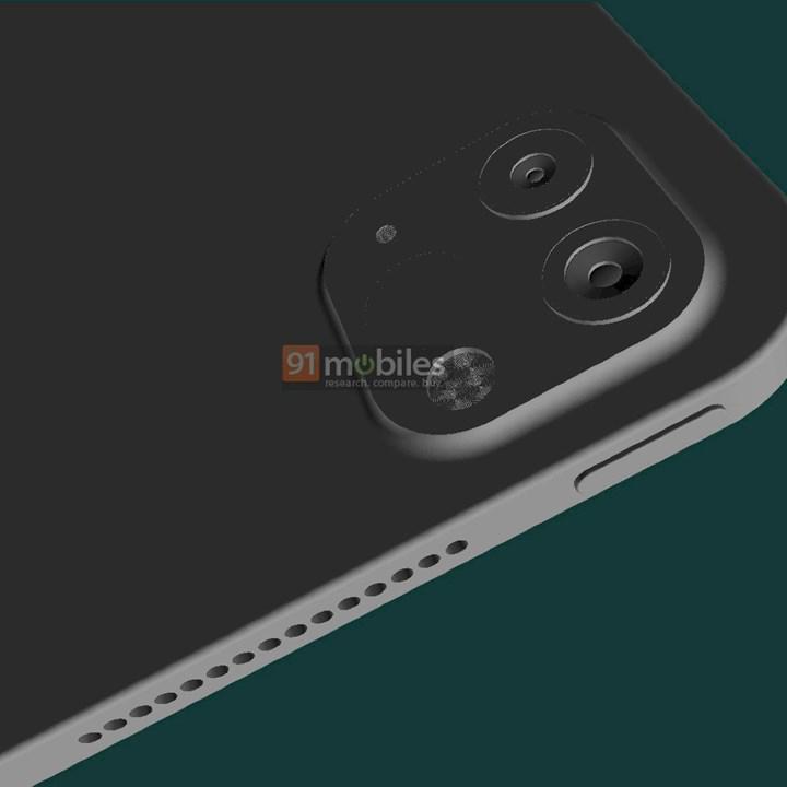 iPad Pro 2021'in tasarımı ortaya çıktı