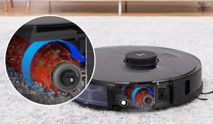 Titreşimlerle temizlik yapan Roborock S7 Robot Vacuum tanıtıldı