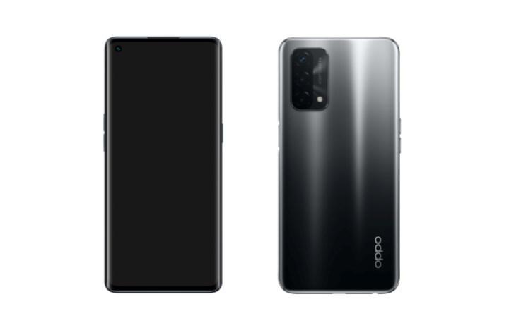 Dünyanın ilk Snapdragon 480'li cihazı Oppo A93 5G'nin tüm özellikleri, fiyatı ve tasarımı ortaya çıktı