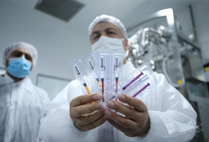 Koronavirüs aşı randevu sistemi randevu başvurularına başladı