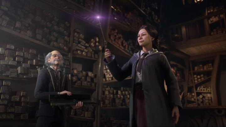 Harry Potter evreninde geçen açık dünya oyunu Hogwarts Legacy, 2022 yılında ertelendi