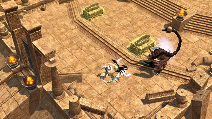 Aksiyon RPG Titan Quest: Legendary Edition, mobil cihazlara geliyor