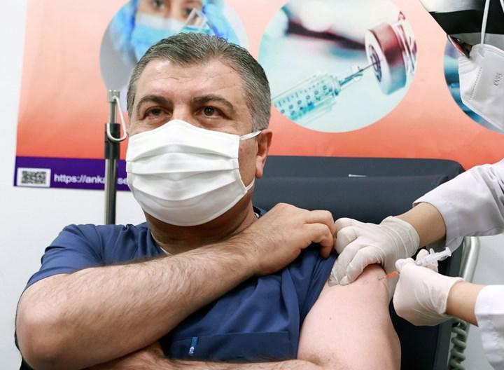 Covid-19 aşı takvimi ve öncelikli meslek grupları açıklandı