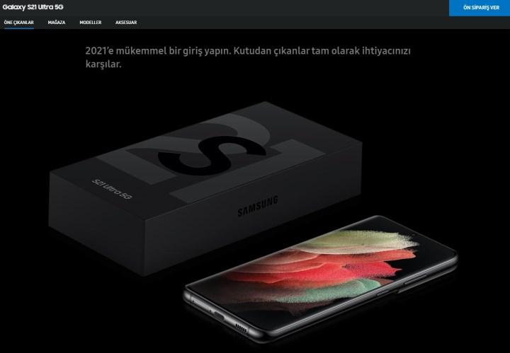Galaxy S21 kutusundan şarj aleti, kulaklık ve dönüştürücü çıkmıyor: İşte bu aksesuarların fiyatı