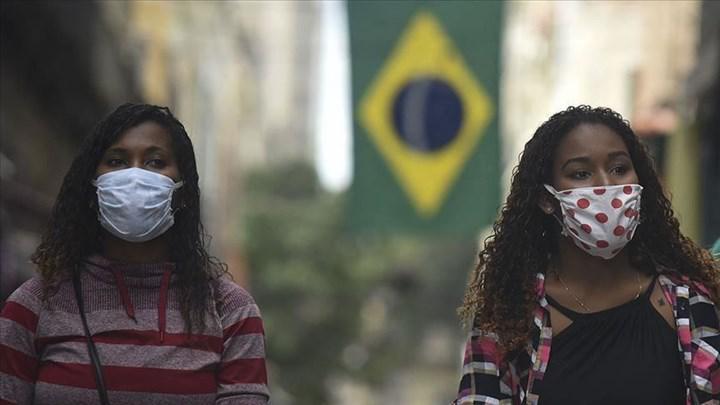 Japon araştırmacılar Brezilya'da gözlenen varyant koronavirüsü izole etmek için çalışıyor
