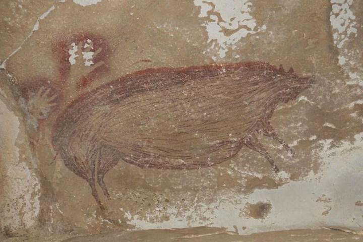 45.000 yıllık sanat eseri keşfedildi