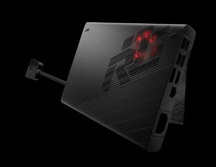ROG XG Mobile harici grafik kutusu masanıza yakışacak