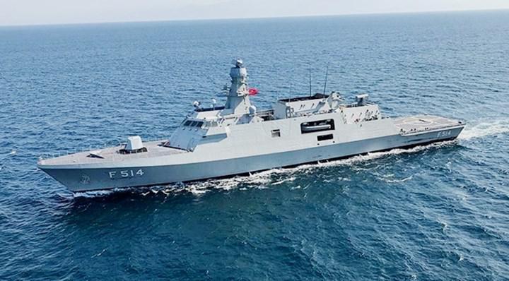 Ukrayna, Türkiye'den Ada sınıfı korvet satın alacak