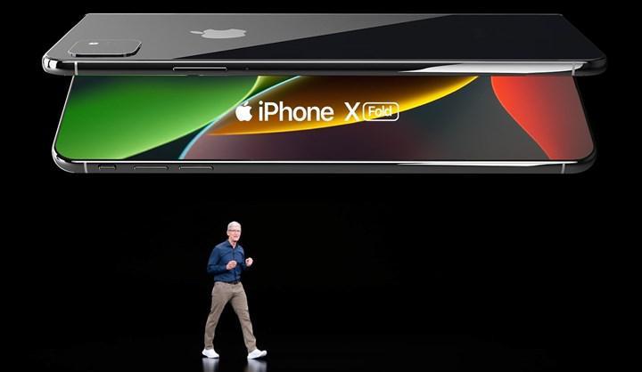 Bloomberg doğruladı: Apple katlanabilir iPhone'u test ediyor