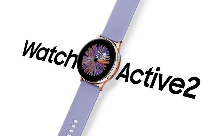 Samsung Galaxy Watch Active 2 için büyük bir yazılım güncellemesi yayınlandı