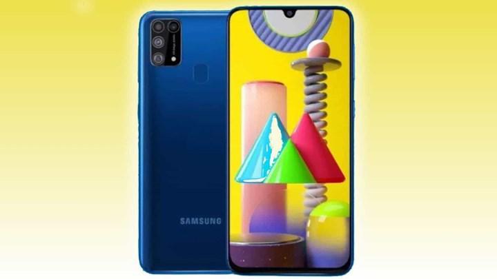 Samsung'un yaklaşmakta olan telefonu Galaxy M62, 7.000 mAh devasa bataryaya sahip olacak