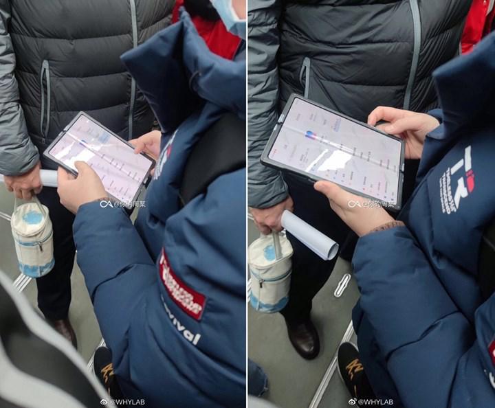 Xiaomi'nin katlanabilir telefonunun görüntüleri ortaya çıktı