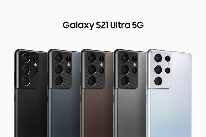 Galaxy S21 Ultra geliyor: S-Pen desteği de yanında