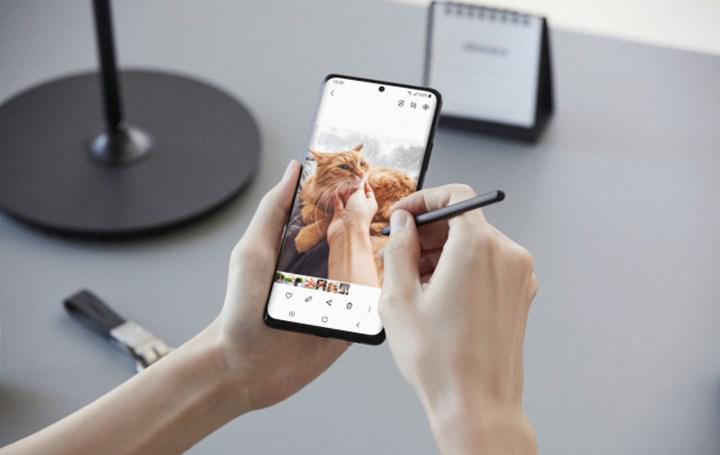 Samsung S Pen desteği daha fazla cihaza gelecek