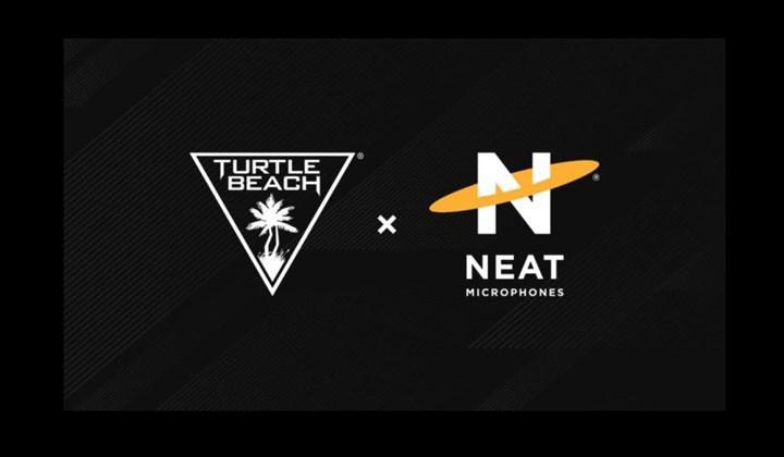 Turtle Beach mikrofon üreticisi Neat'i satın alıyor