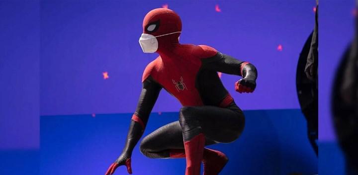 Spider-Man 3 setinden, Spider-Man'in de olduğu yeni görseller paylaşıldı