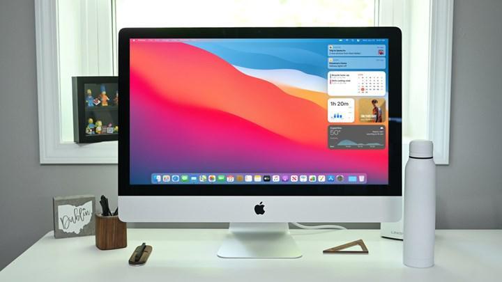Apple'dan sekiz yıl sonra bir ilk: iMac'lerin tasarımı yenileniyor