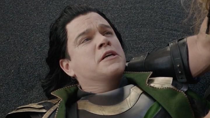 Ünlü oyuncu Matt Damon, yeni Thor filminin kadrosuna katıldı