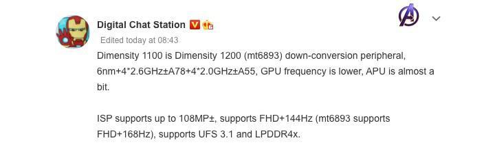 MediaTek'in 6 nm'lik yeni işlemcisinin detayları belli oldu