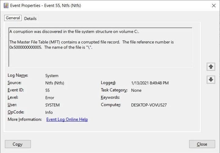 Windows 10'da kritik açık: Tek satır kod sabit diski bozuyor