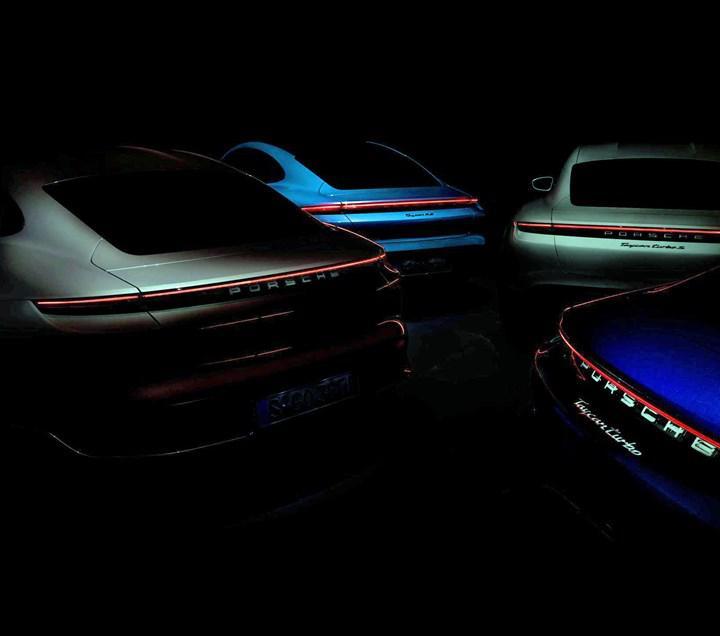 Porsche Taycan'ın yeni versiyonundan ipucu geldi: Ucuz versiyon mu geliyor?