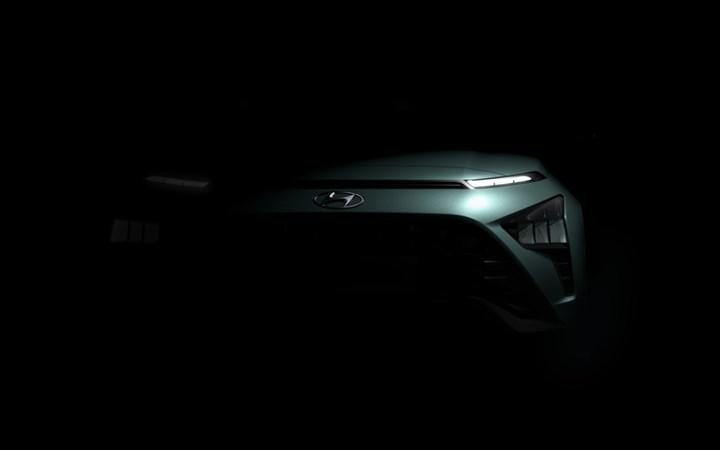 Türkiye'de üretilecek Hyundai Bayon'un tasarımından yeni ipuçları geldi