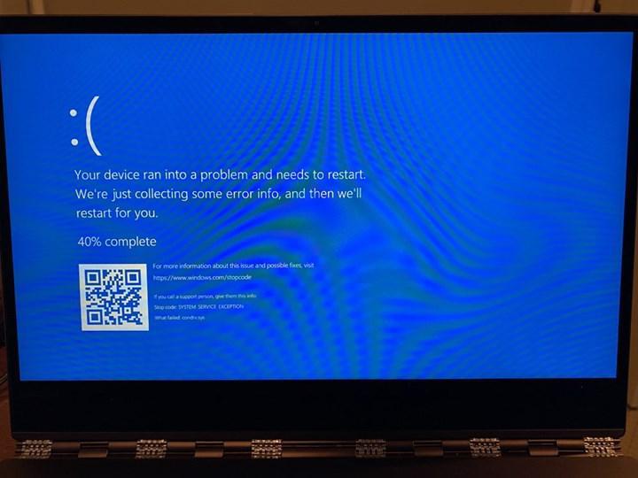 Windows 10'da yeni hata: Tek bir komutla çöküyor