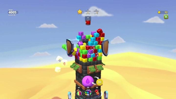Fizik temelli bulmaca oyunu Spire Blast, Apple Arcade'e geliyor