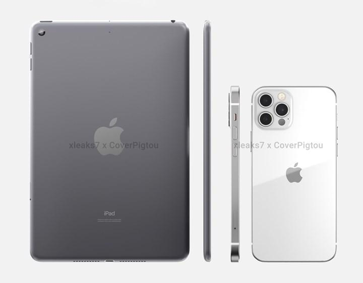 iPad Mini 6'nın tasarımı sızdırıldı: İşte render görüntüleri