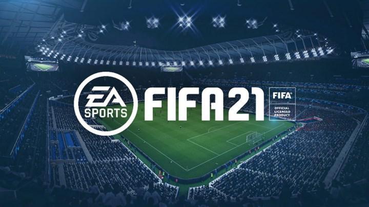 FIFA 21, 2020'de Avrupa'nın en çok satan kutulu oyun oldu