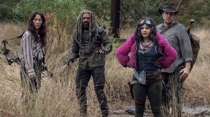 The Walking Dead 10. sezonun ekstra 6 bölümü için resmi fragman yayınlandı