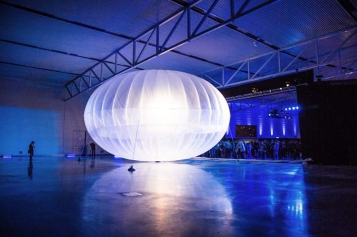 Alphabet, balonlarla internet erişimi sağlayan Loon'u kapatıyor