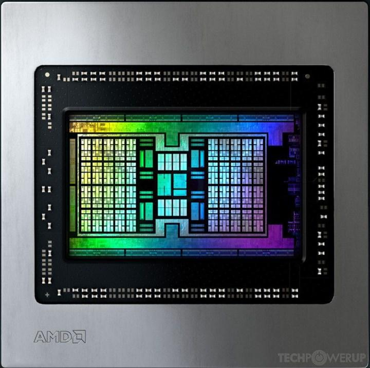 AMD 10240 işlem birimli kart hazırlığında